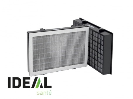 IDEAL ACC55 - Lot de 2 filtres HEPA
